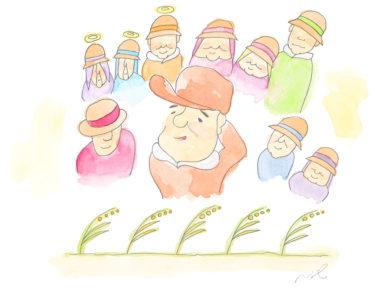 「第二章 のんびり定年後農家の章⑨(最終回)」~そして誰もいなくなった~