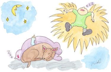 「第三章 女性牛飼いの章⑬」~牛と寝る人牛を蹴る人~
